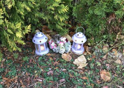 Rozptylová loučka Krematoria zvířat Brno